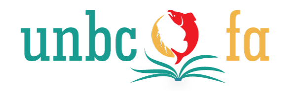 UNBC Faculty Association Retina Logo
